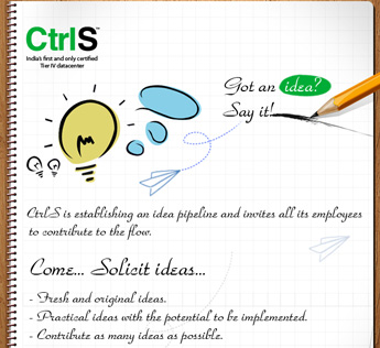 CtrlS- Say Ideas